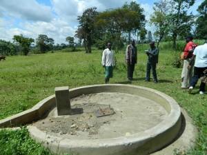 The Water Project : kenya4319-09-musidi-rehab-well