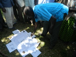 The Water Project : kenya4319-16-f-diagram-demonstration
