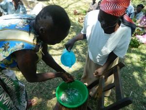 The Water Project : kenya4319-18-handwashing-demonstration