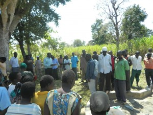 The Water Project : kenya4319-25-prayers