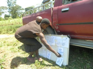 The Water Project : kenya4319-33-voting-on-pocket-chart