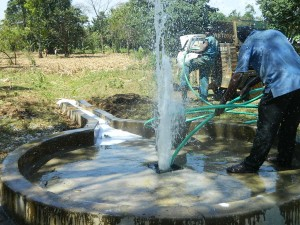 The Water Project : kenya4319-43-flushing-continuos-at-musidi