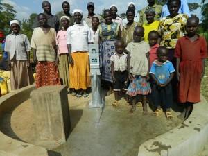 The Water Project : kenya4319-55-musidi-community-water-flowing