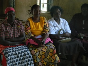 The Water Project : kenya4320-12-the-women-enjoying-the-session-at-utende