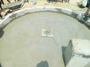 The Water Project : kenya4320-17-finished-well-pad