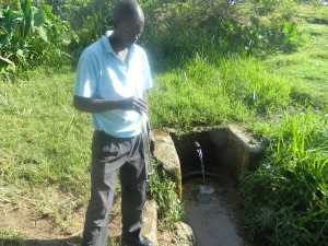 The Water Project : kenya4321-04-current-water-source
