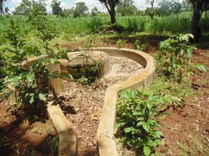 The Water Project : kenya4321-08-mauna-rehab-well