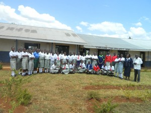 The Water Project:  Shisango Girls Secondary School