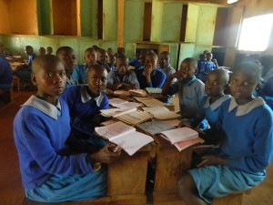 The Water Project:  Shisango Primary School Pupils