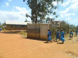 The Water Project:  Shisango Primary School