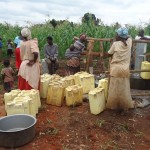The Water Project: Kisindizi Podia -