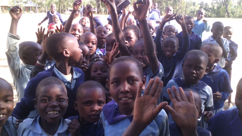 The Water Project : kenya4322-10-pupils-of-imulama-primary-school