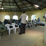 The Water Project: Mayungu Church Of God -  Church Members