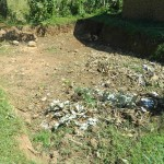 The Water Project: Mayungu Church Of God -  Composite Pit