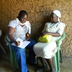 The Water Project: Mayungu Church Of God -  Baseline Survey At Emayungu Church Of God
