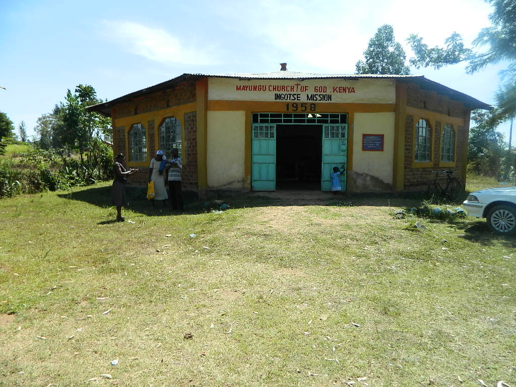 The Water Project : kenya4332-14-baseline-survey-at-emayungu-church-of-god-5