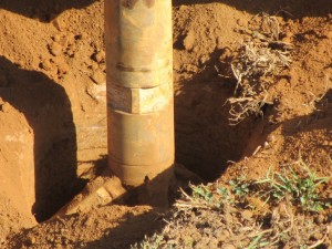 The Water Project:  Drilling Of Emayungu Church Of God