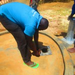 The Water Project: Mayungu Church Of God -
