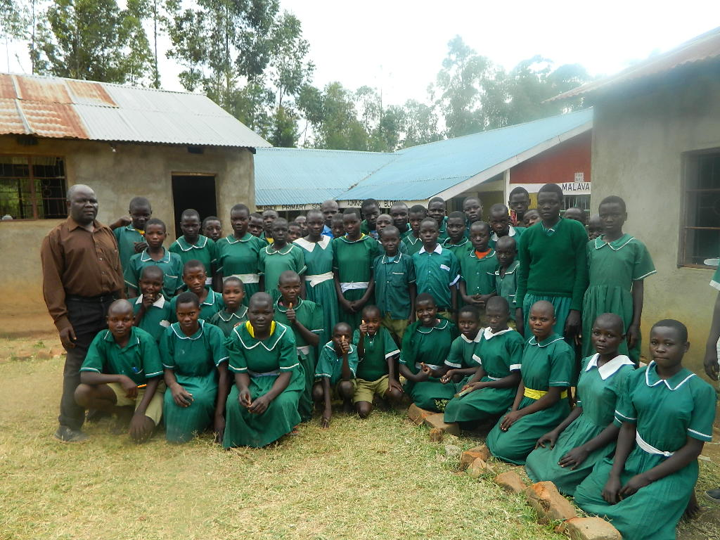 The Water Project : kenya4339-04-musidi-primary-schoo-pupils