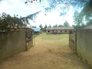 The Water Project : kenya4339-08-school-gate
