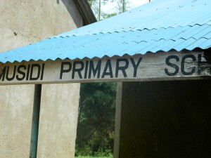 The Water Project : kenya4339-10-school-sign