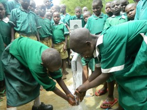 The Water Project : kenya4339-52-musidi-primary-school-handing-over