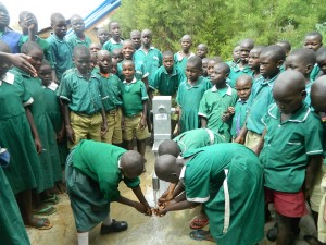 The Water Project : kenya4339-53-musidi-primary-school-handing-over