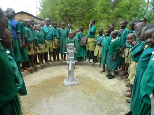 The Water Project : kenya4339-56-musidi-primary-school-handing-over