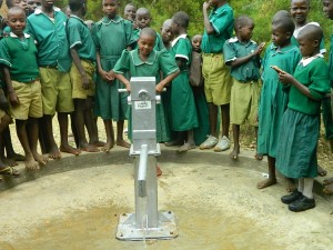 The Water Project : kenya4339-57-musidi-primary-school-handing-over