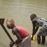 The Water Project: Kinyara I West Aywer Kilok -
