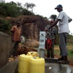 The Water Project: Kee Community D -