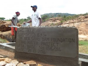The Water Project : kenya4299-73-kee-3-shallow-well