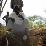 The Water Project: Wuumisyo Wa Miangeni Community A -
