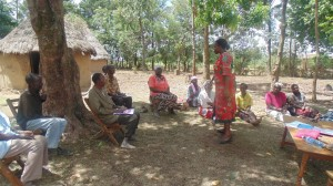 The Water Project : kenya4371-07-community-training
