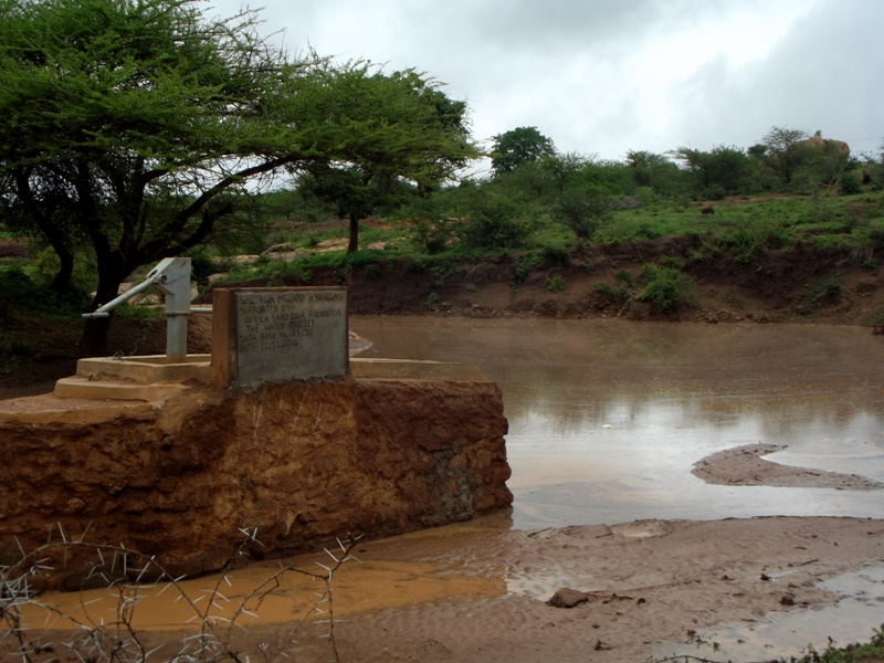 The Water Project : kenya4403-07-shallow-well