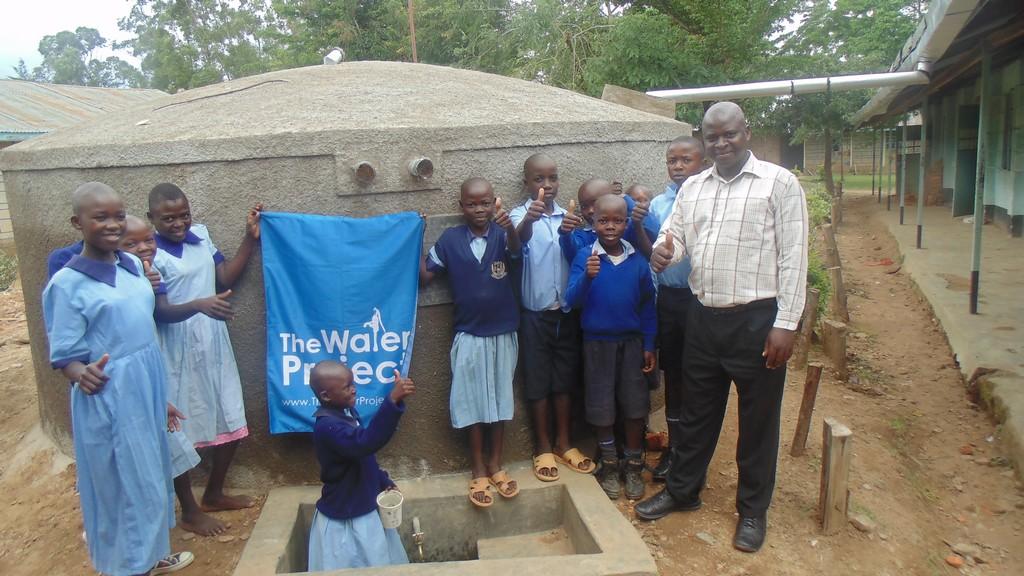 Photo of Imulama Primary School
