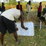 The Water Project: Burundu Community Well Rehabilitation Project -