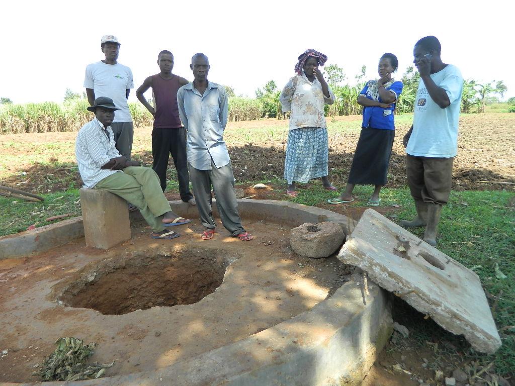 Photo of Burundu Community Well Rehabilitation Project