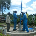 The Water Project: Eshikumulo Community -