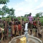 The Water Project: Kyakakunguru Primary School -