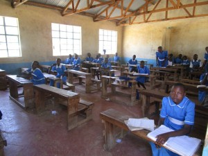 The Water Project : kenya4344-03-classroom