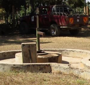 The Water Project : kenya4346-08-rehab-borehole