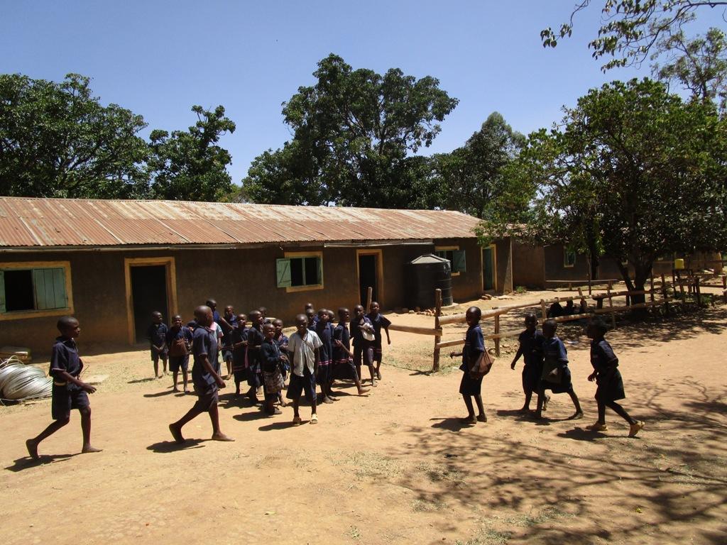 Photo of Luyeshe Primary School Rehabilitation