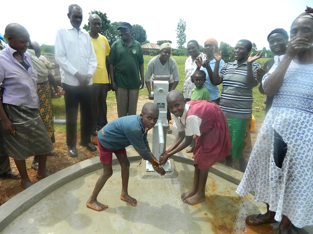 The Water Project : handing-over-2
