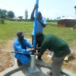The Water Project: Lwanyengo Community -