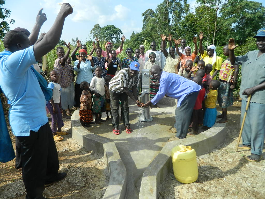 The Water Project : shipala-community-handing-over-13-3
