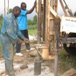 The Water Project: Chepsaita Secondary School BoreHole -