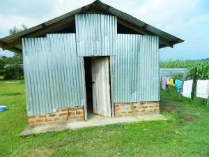 The Water Project : kenya4365-01-bathroom