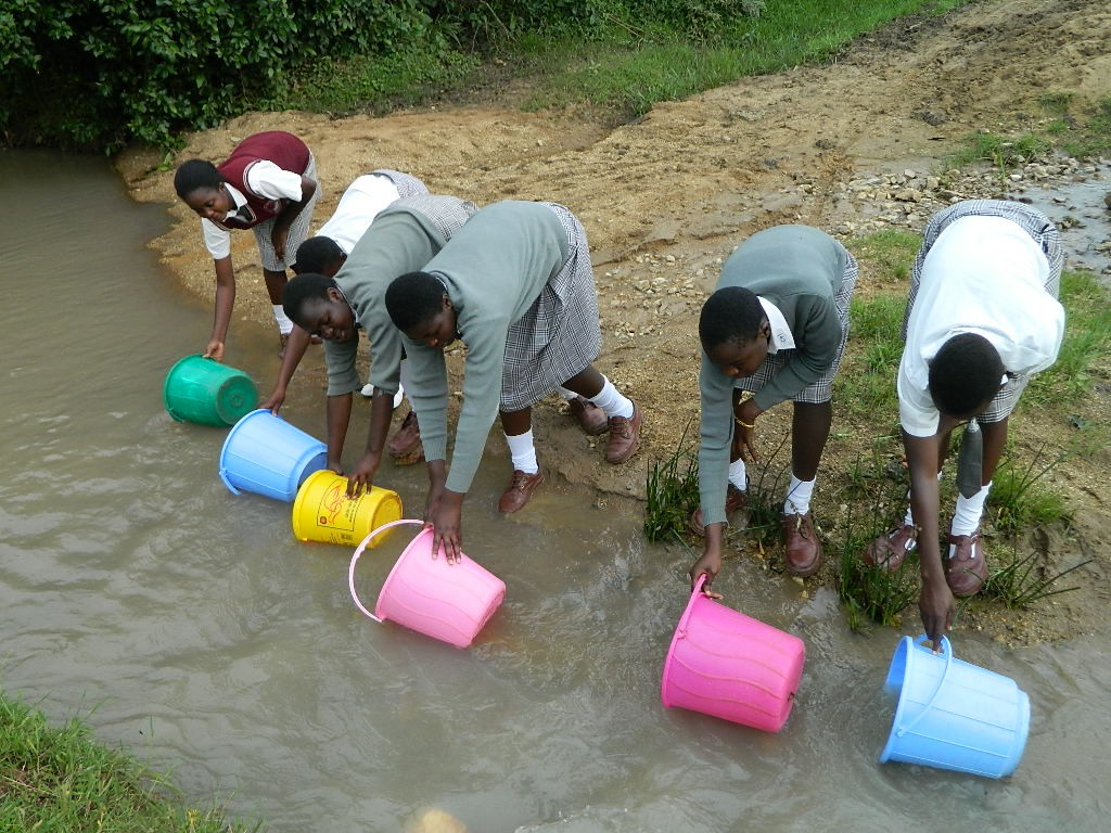 The Water Project : kenya4365-06-current-water-sourrce