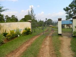 The Water Project : kenya4365-12-school-gate